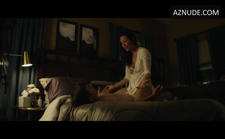 Evangeline Lilly Underwear Scene In Little Evil - Aznude