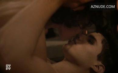 Georgina Campbell Sexy Scene In Black Mirror Aznude