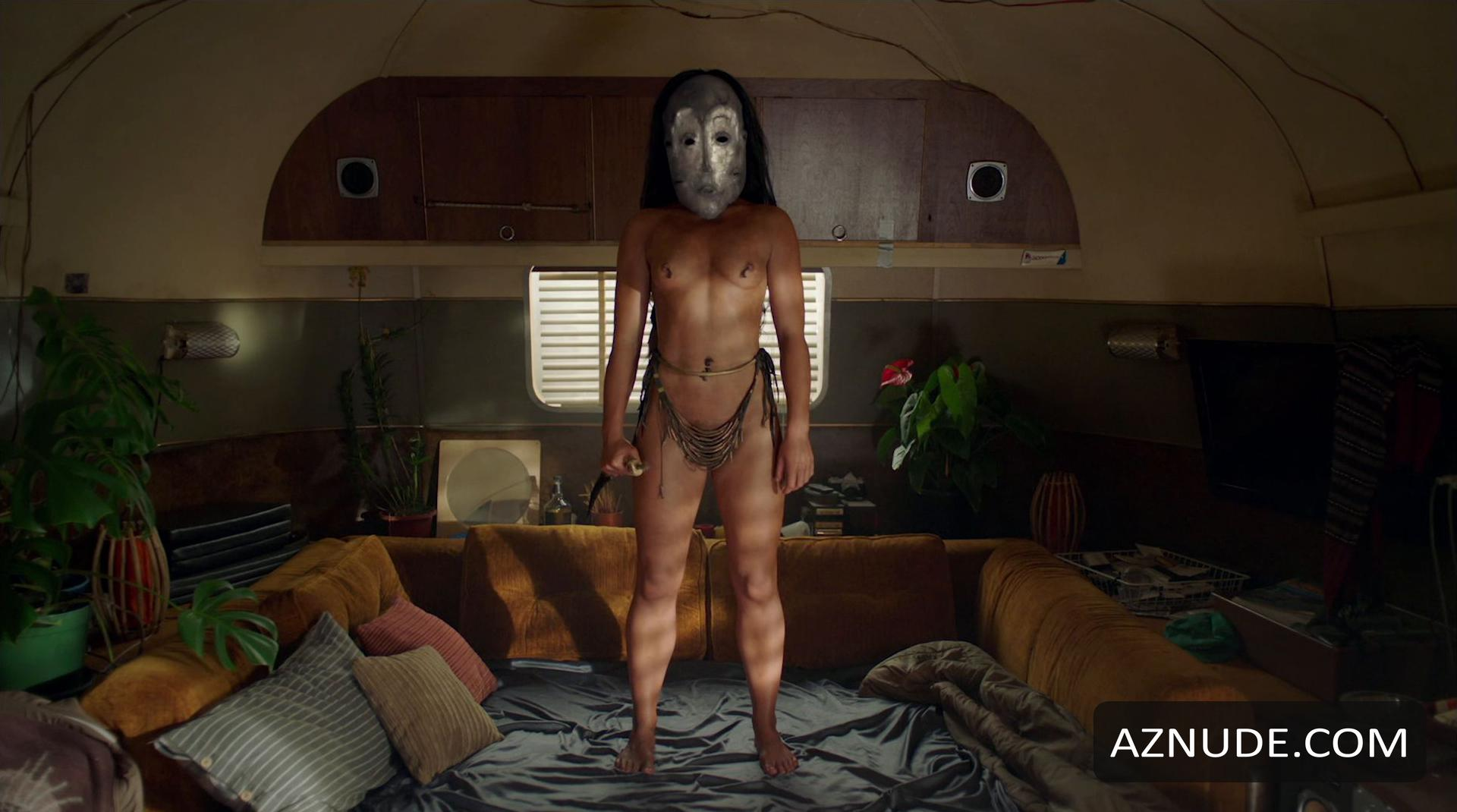 Knock knock 2015 sex scene ana de armas lorenza izzo - 2 part 9