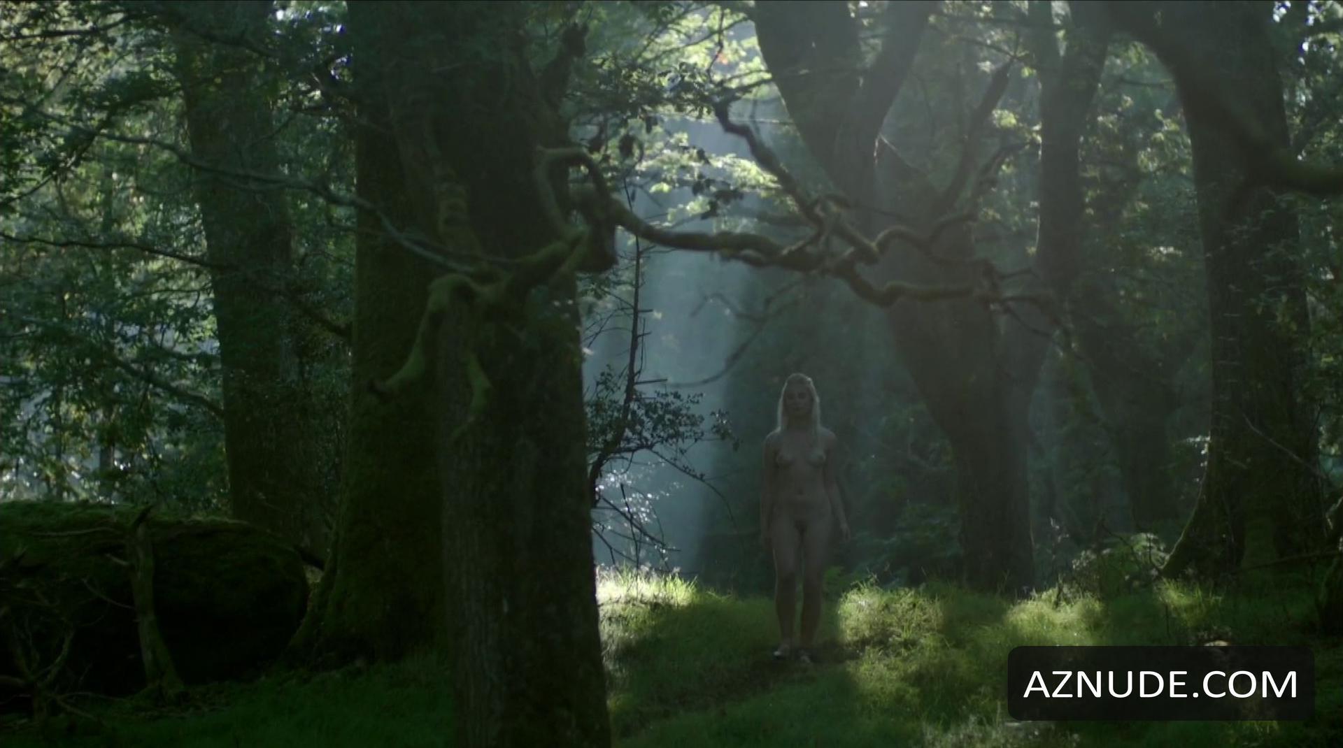 Ida marie nielsen in vikings s04e11 - 3 part 5