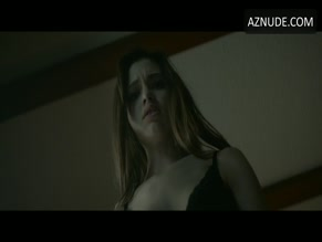 INDIA EISLEY NUDE/SEXY SCENE IN LOOK AWAY
