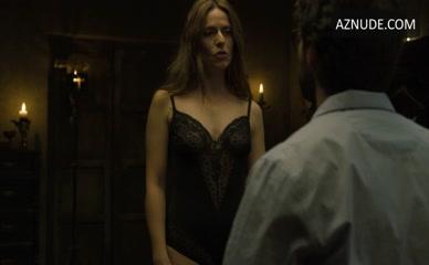 Itziar Ituno Breasts Butt Scene In The End Of The Night Aznude