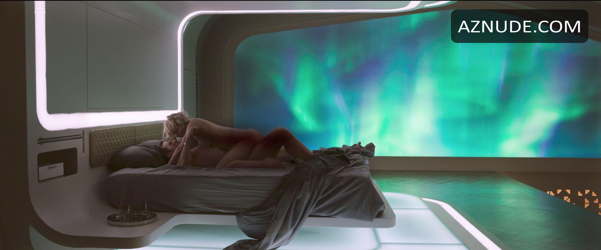 Passengers Nude Scenes - Aznude-2870