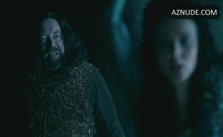 Karen Hassan Nude Scene In Vikings - Aznude-9356