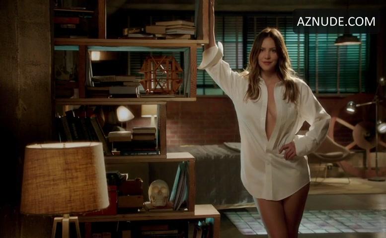 Katharine mcphee nude scene