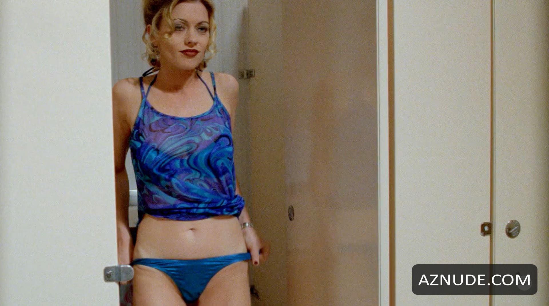Chandra west nude in nypd blue
