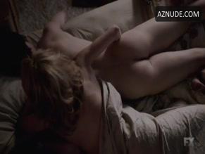 Russell nude scene americans keri