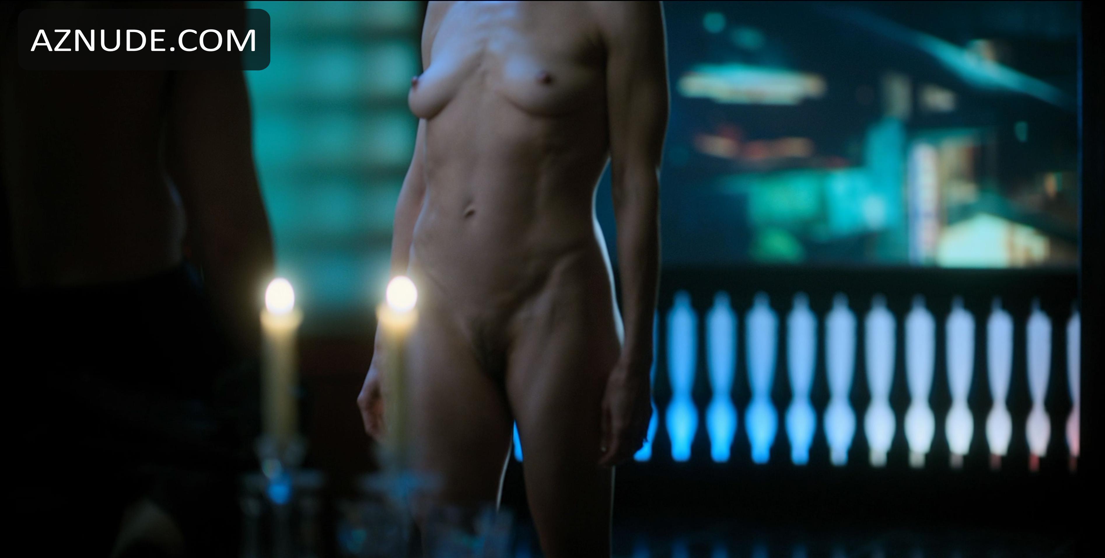 Alex kingston nude in virtual encounters 2 scandalplanetcom - 3 7