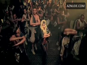 LADY GAGA in JUDAS(2011)
