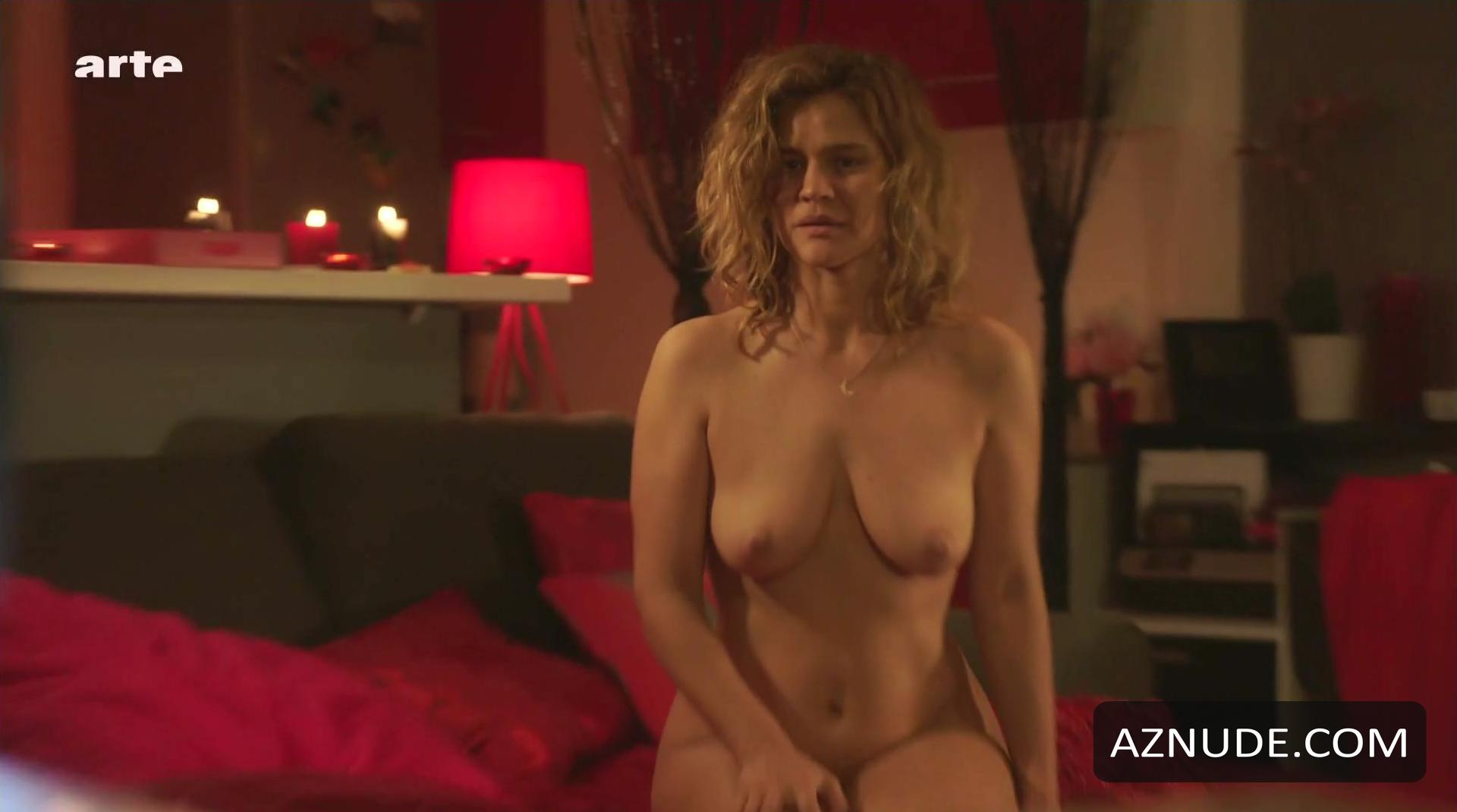 A J Cook Nude Playboy