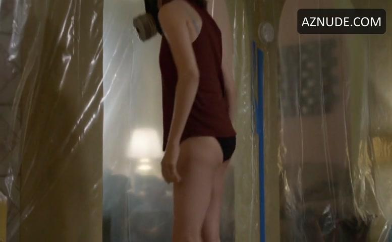 Megan Boone Underwear Scene In The Blacklist - Aznude-4353
