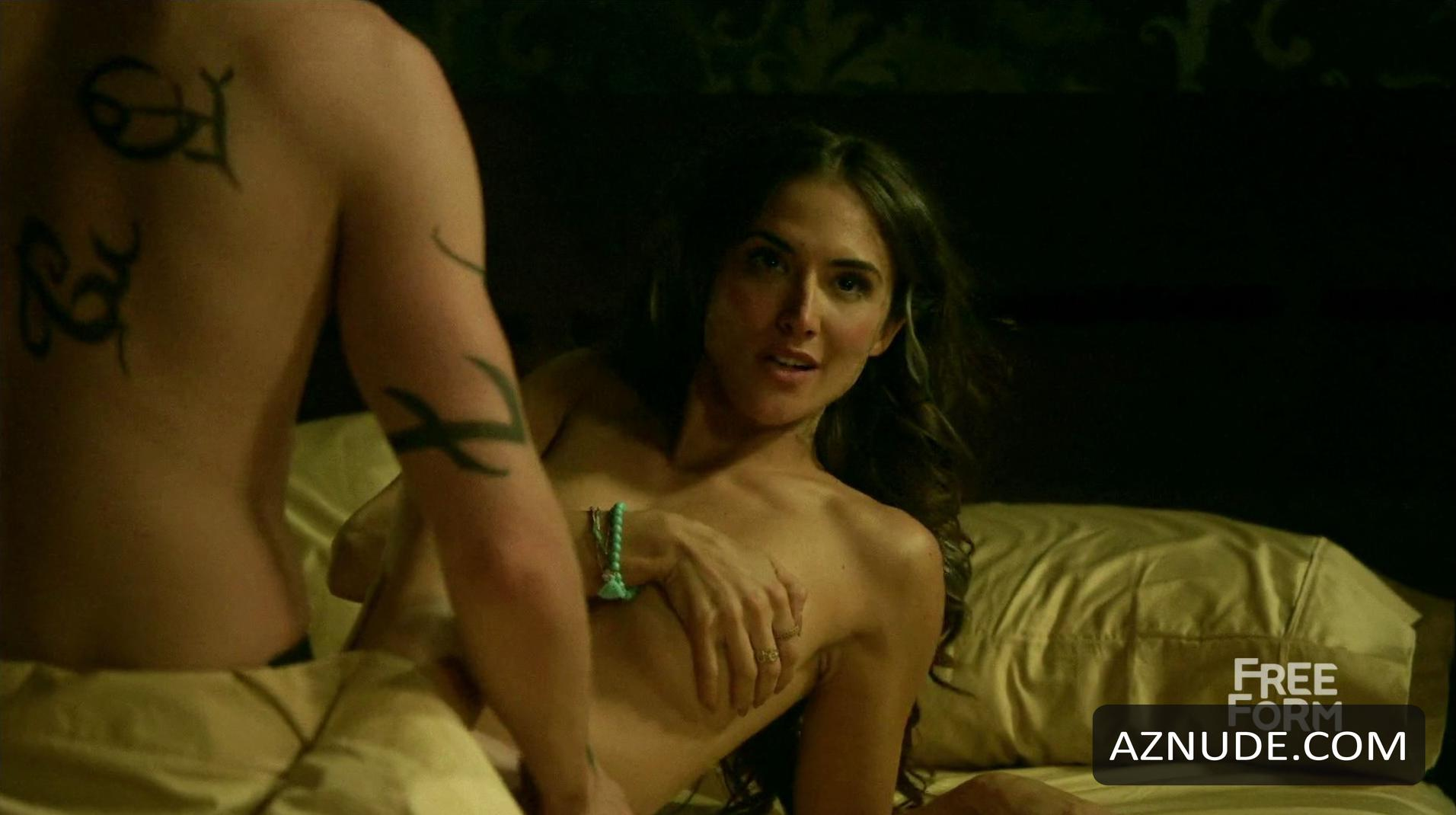 emeraude toubia naked