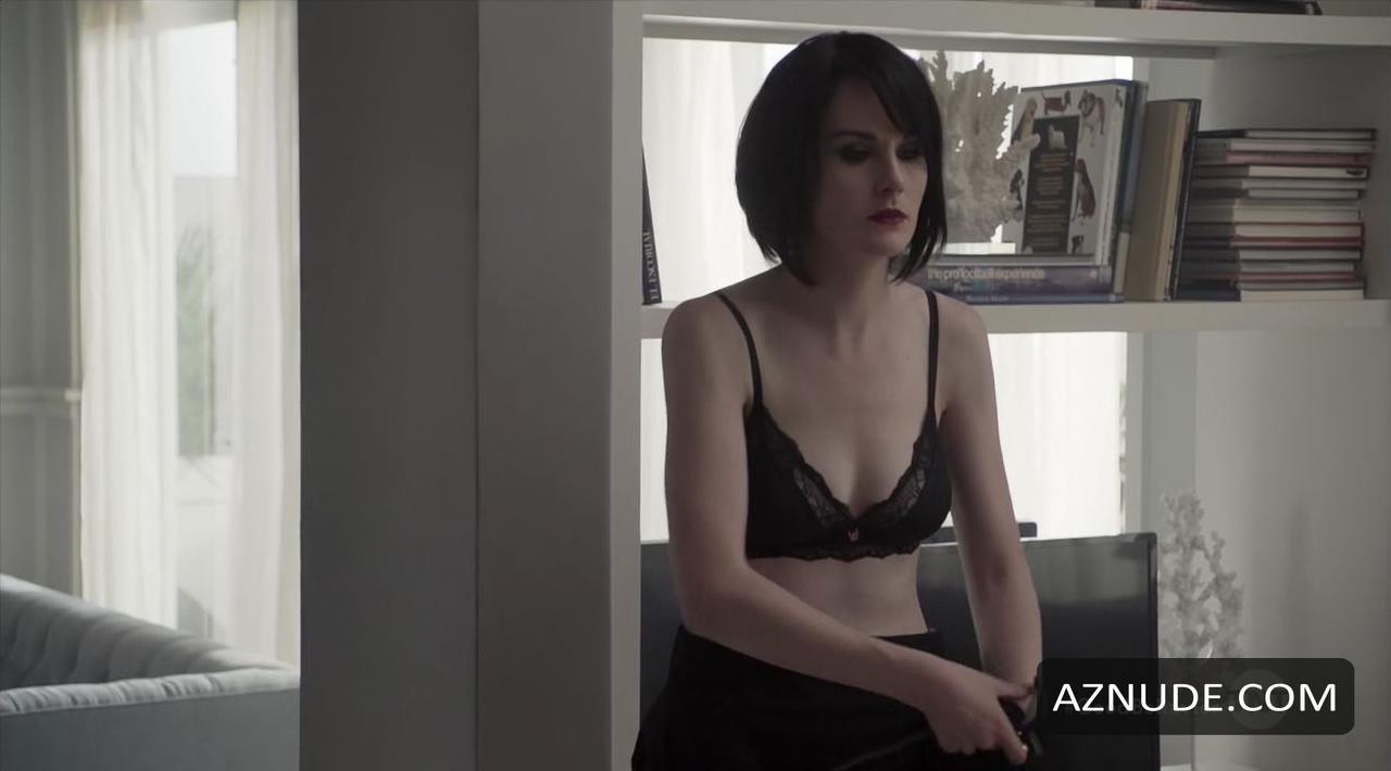 Michelle dockery nude