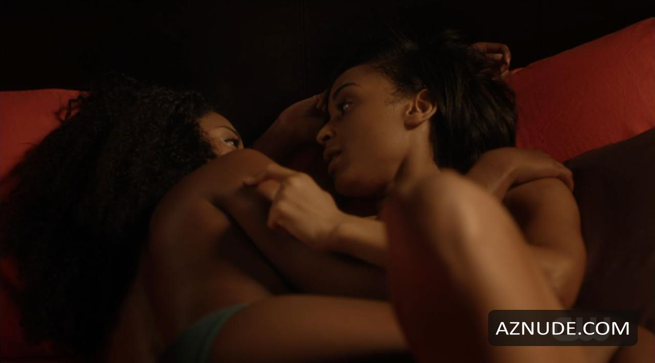 Black girl sex scene