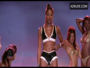 NAOMI CAMPBELL NUDE/SEXY SCENE IN ALI G INDAHOUSE