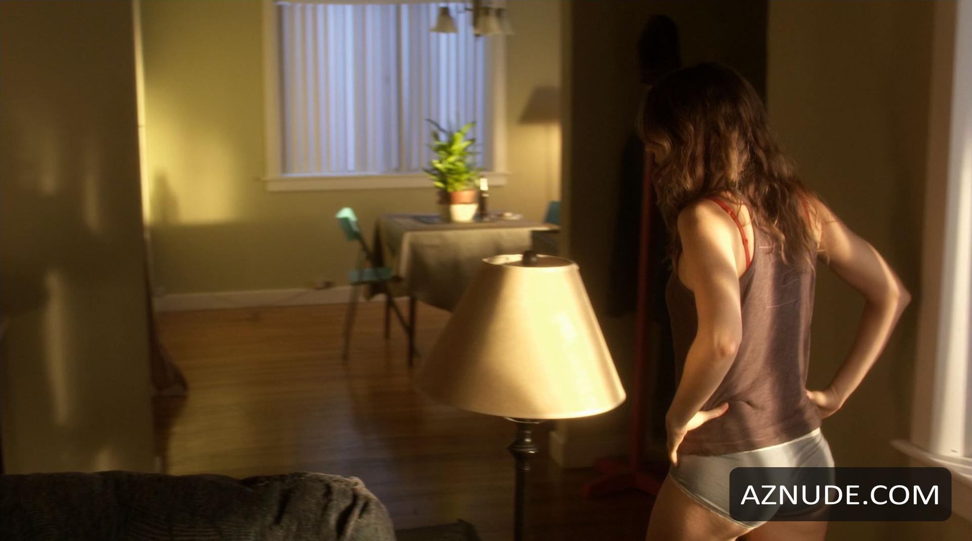 Naked Natalie Zea In Justified Ancensored