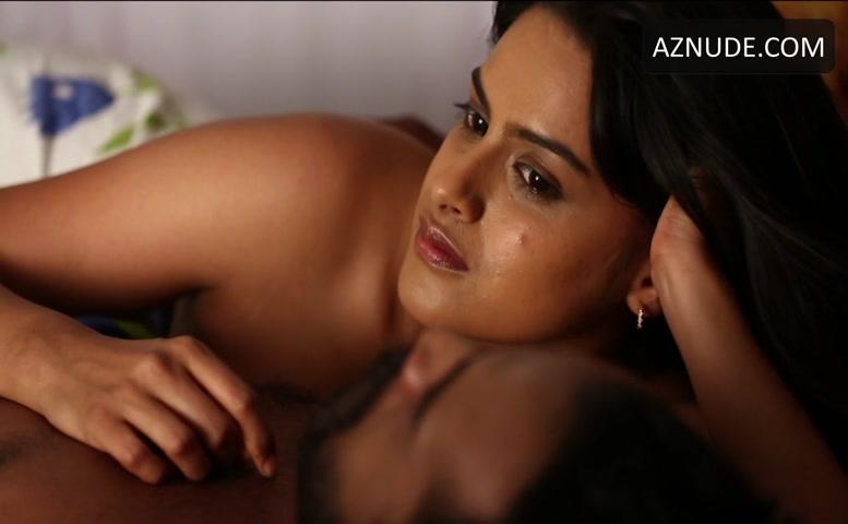 Neha Mahajan Breasts Scene In The Painted House - Aznude-7845