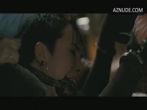 Girl With The Dragon Tattoo Nude Scene
