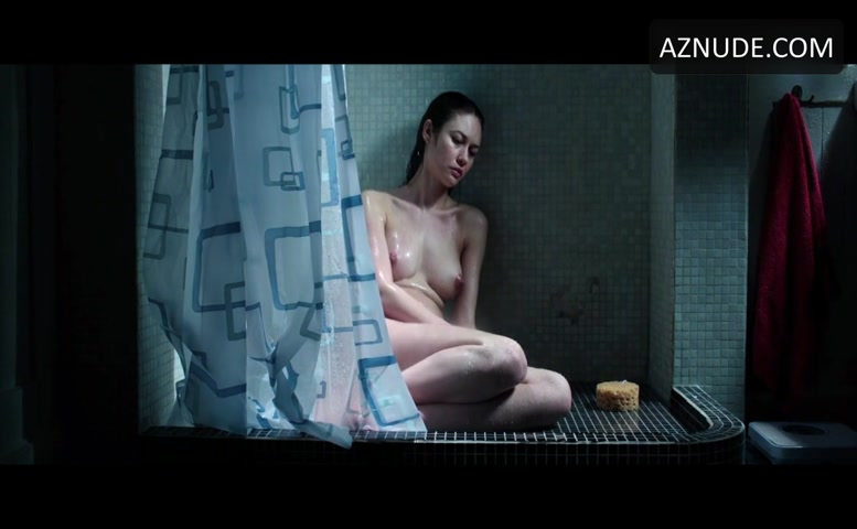 Olga kurylenko shower sex scene