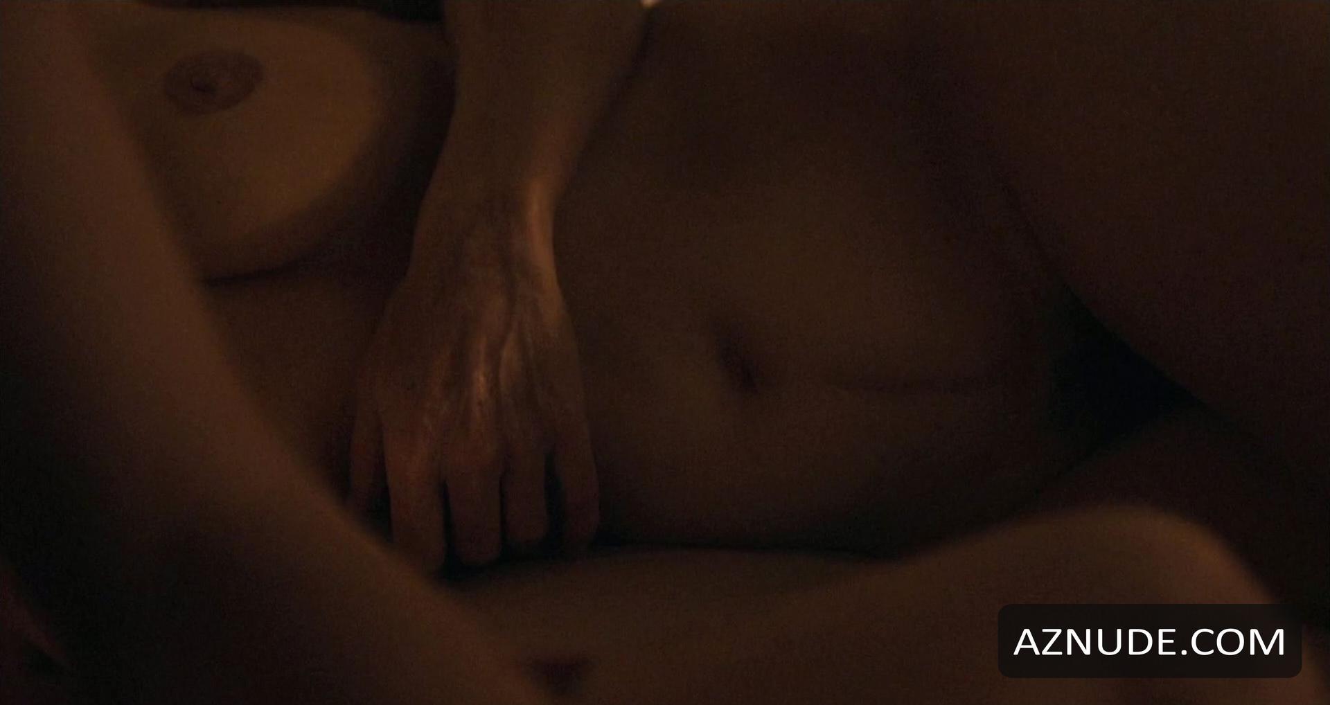 Rachel Griffiths Sexszene