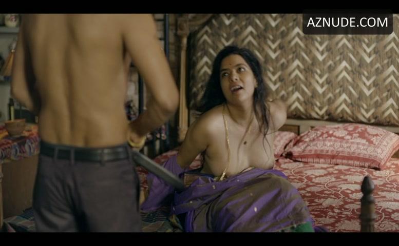 Rajshri Deshpande Breasts Scene In Sacred Games - Aznude-4041