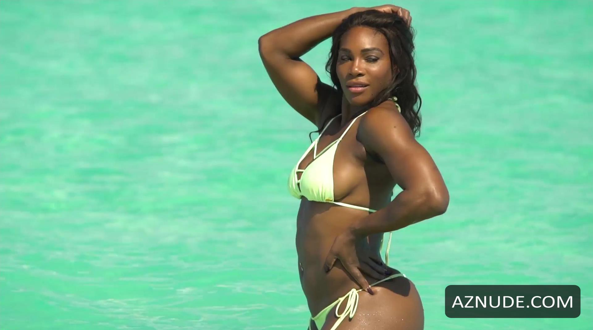 Serena Williams Real Nude
