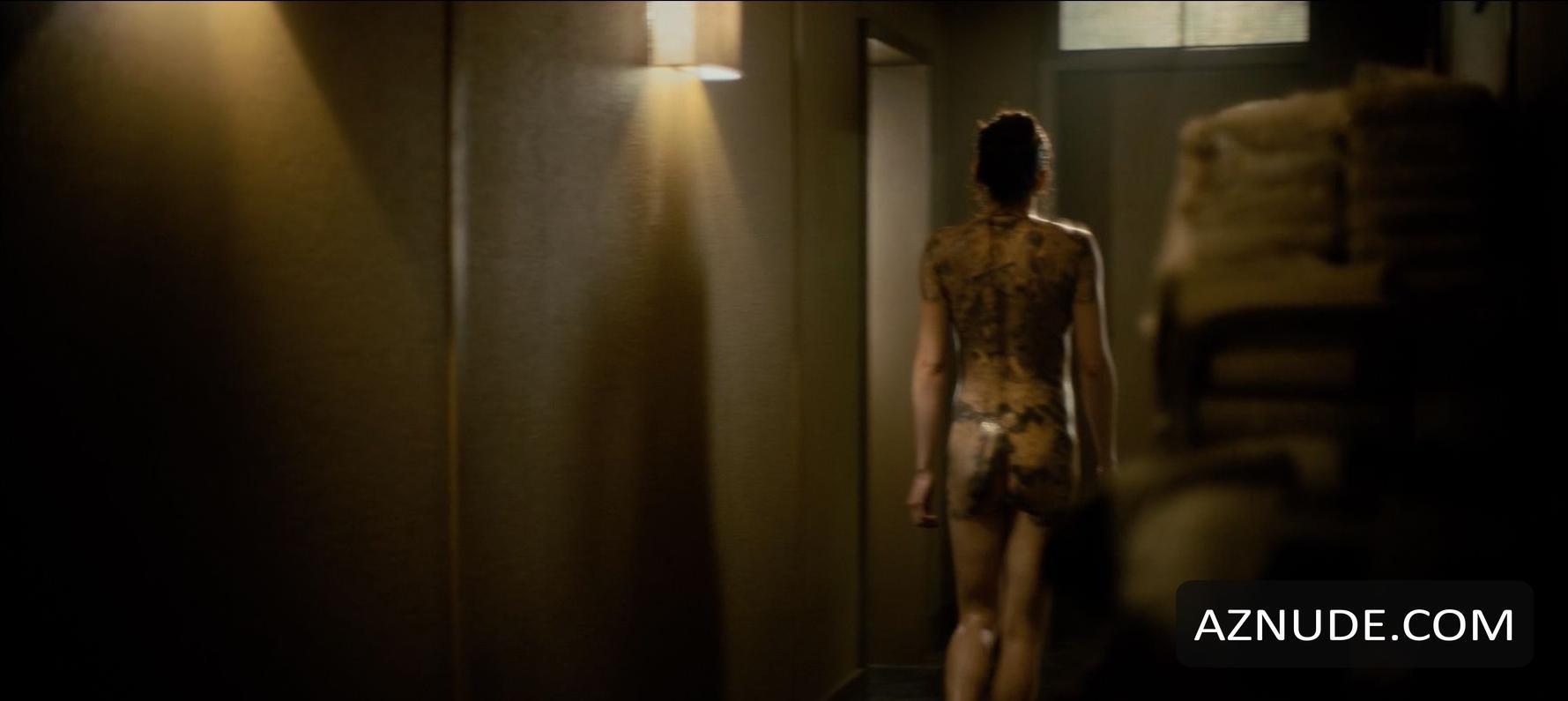 The Girl In The Spiders Web Nude Scenes - Aznude-2944