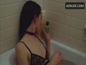 STACY MARTIN NUDE/SEXY SCENE IN ROSY