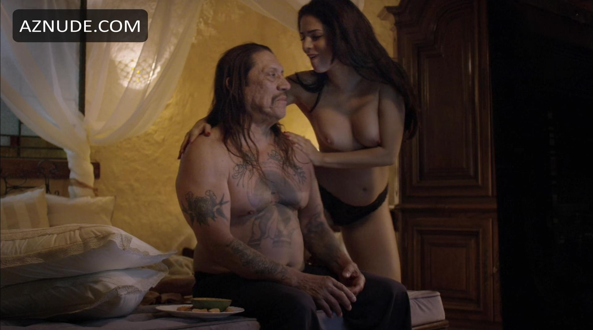 The sexy tanit phoenix and danny trejo back for death