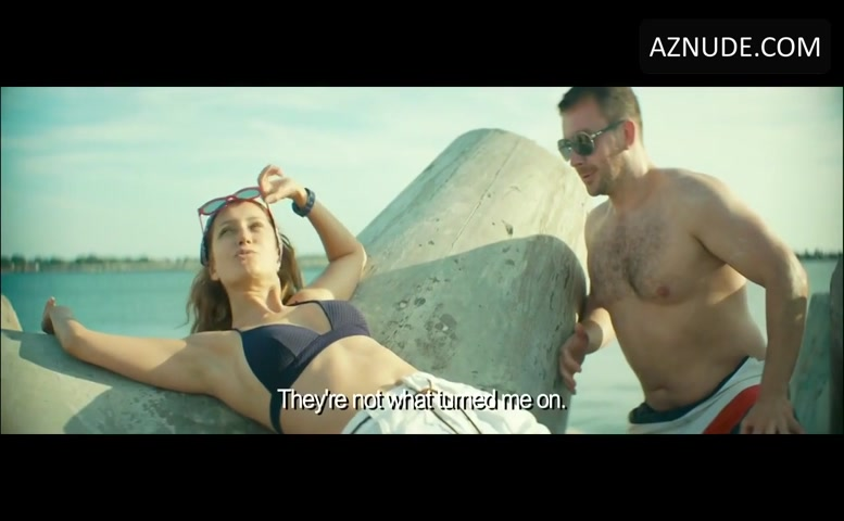 Viktoriya Isakova Bikini Scene In The Student - Aznude-4588
