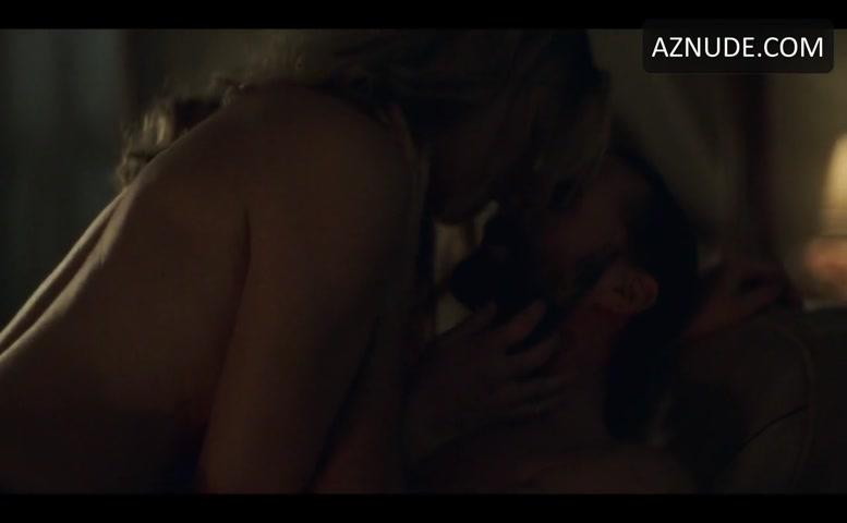 Yvonne Strahovski Sexy Scene In The Handmaids Tale - Aznude-6435