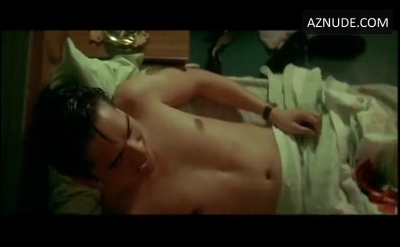 Ziyi Zhang Sexy Scene In 2046 - Aznude-9332
